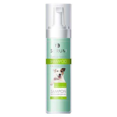 SERUM Shampoo for outdoor dogs 230 ml