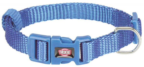 Trixie Premium Collar S 25–40 cm/15mm, Royal Blue