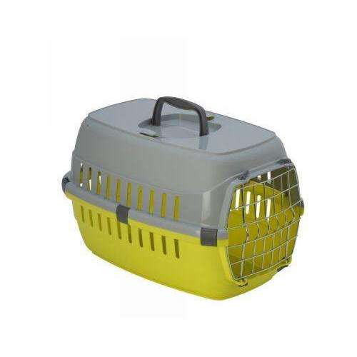 Moderna Road Runner Carrier 1 - With Metal Door- Yellow
