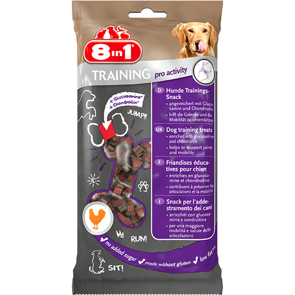 8in1 Training Treats Pro Activity - 100g
