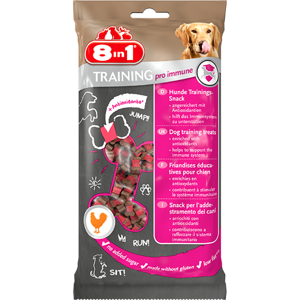 8in1 Training Treats Pro Immune - 100g
