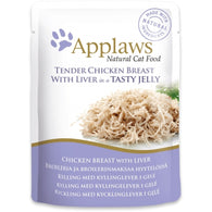Applaws Cat Chicken with Liver in Jelly - Pouch 70g