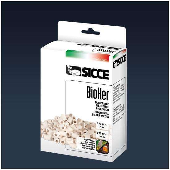 Sicce filter media ceramic ring  375gr