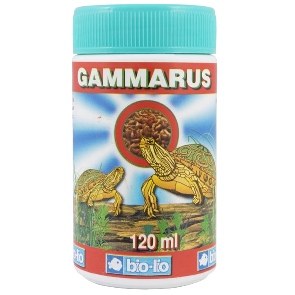Bio-Lio Turtle Gammarus - 120ml