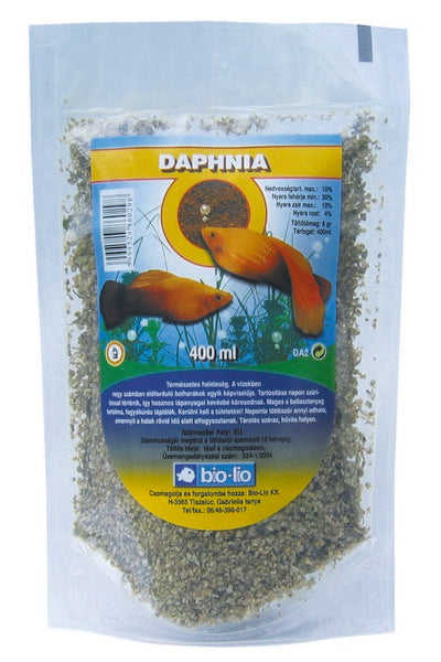 Bio-Lio Fish Food Daphnia - 400ml