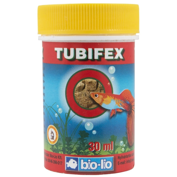 Bio-Lio Fish Food Tubifex - 30ml