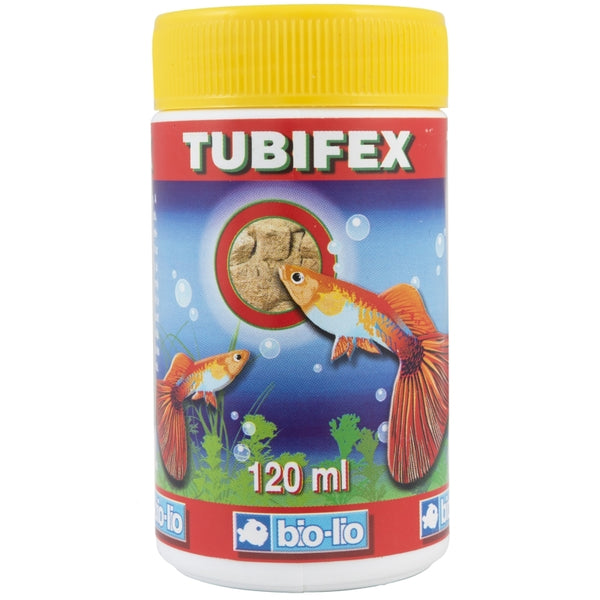 Bio-Lio Fish Food Tubifex - 120ml