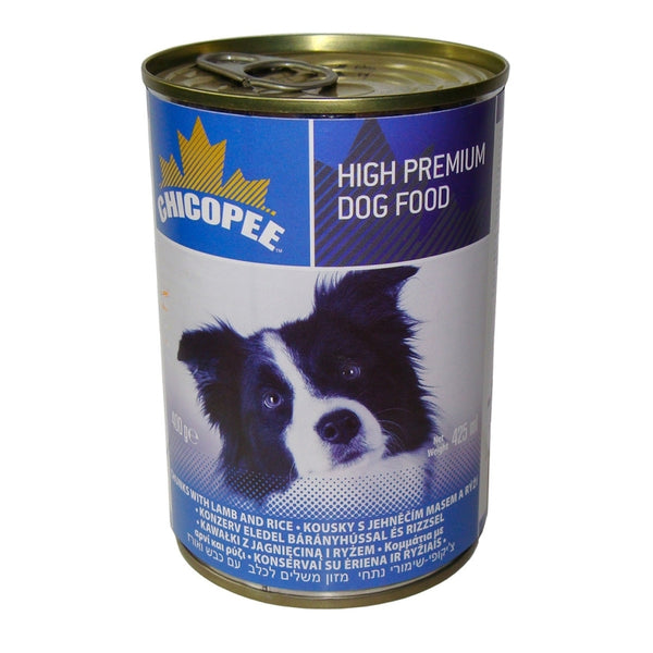 Chicopee Adult Dog Lamb&rice - Can 400g