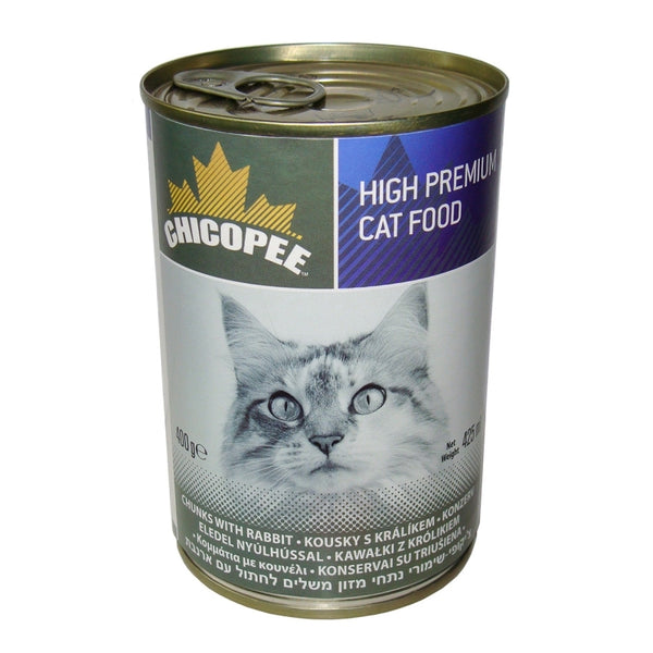 Chicopee Adult Cat Rabbit - Can 400g