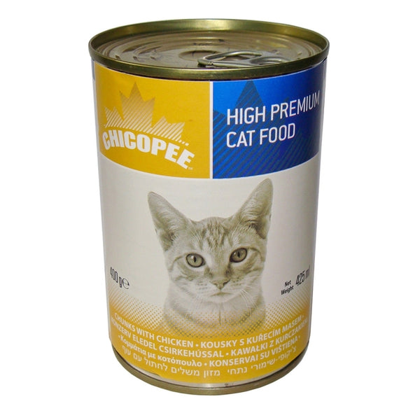 Chicopee Adult Cat Chicken - Can 400g