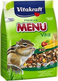 Vitakraft Premium Menu Vital For Chipmunk - 600g