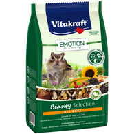 Vitakraft Emotion Beauty Selection All Ages For Chipmunk - 600g