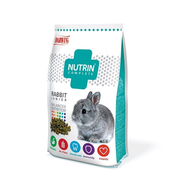 Nutrin Rabbit Junior - 400g