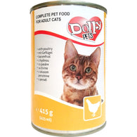 Dolly Cat Poultry In Gravy - 415g