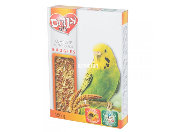 Dolly Seeds Pack For Budgerigar - 450g
