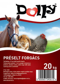 Dolly Compressed Chips Litter - 20kg