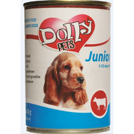 Dolly Dog Junior Beef In Jelly - 415gr