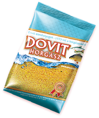 Dovit Pastonchino Yellow / Lemon - 600g