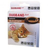 Duoband 2: 1 Flea Killer Collar Cat