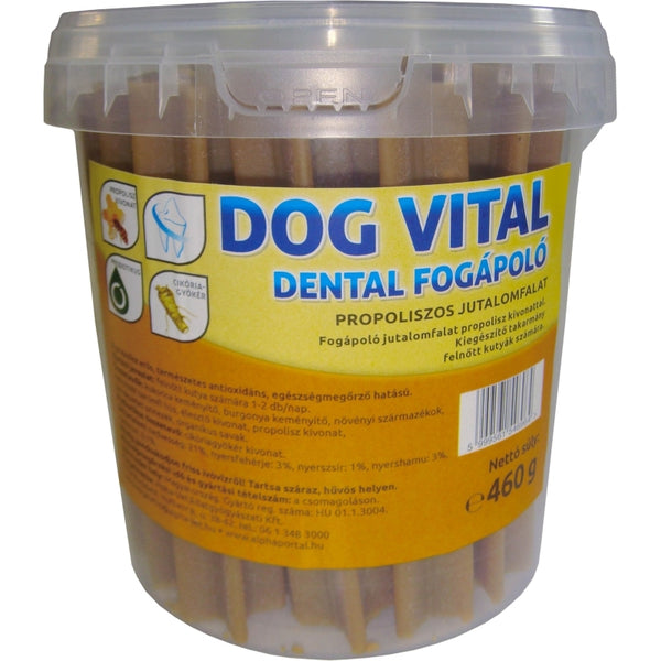 Dog Vital Dental Care Propolis Vanilla - 460g