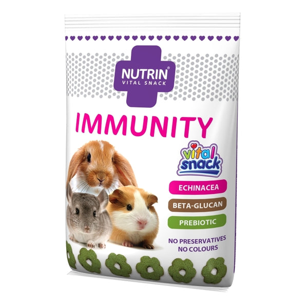Darwin's Nutrin Vital Snack For Rodents - Immunity - 100g