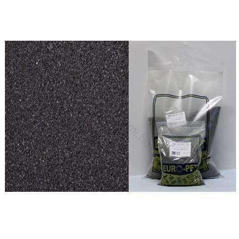 Europet Aquarium Soil Black Sand  0,5-1 mm 0,5l