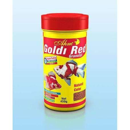 AHM Goldi Red Granulat 100ml