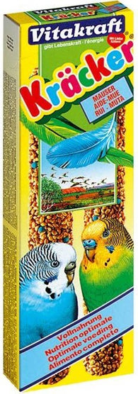 Vitakraft Budgerigars Kräcker Original Feather Care - 60g