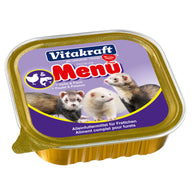 Vitakraft Menu For Ferrets, Wet Chicken & Turkey - 100g