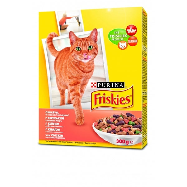 Friskies Chicken and Vegetable - 300g