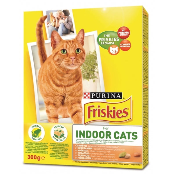 Friskies Cat Indoor - 300g