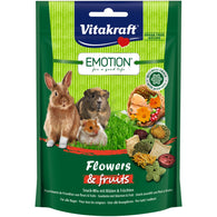 Vitakraft Emotion Flowers & fruits For Rodents - 70g