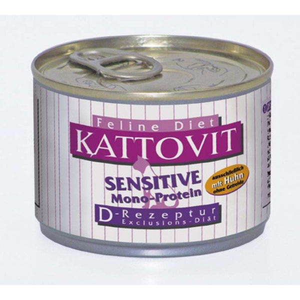 Kattovit Sensitive Protein Hypoallergenic - Chicken - 175g