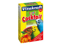 Vitakraft Budgerigars Frutti Cocktail - 200g