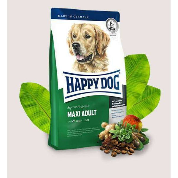 Happy Dog Supreme Fit&Well - Maxi Adult - 4 kg