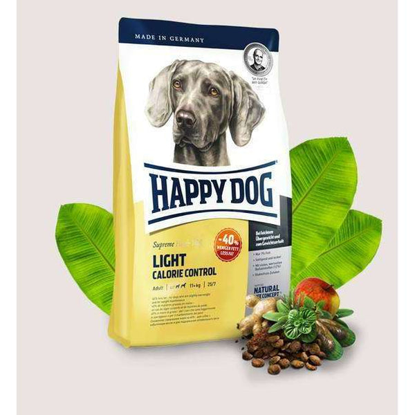 Happy Dog Supreme Fit&Well - Light Calorie Control - 4 kg