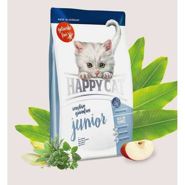 Happy Cat Sensitive Grainfree Junior - 4 kg