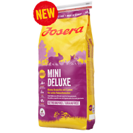 Josera MiniDeluxe Grain Free Adult Small Breed (1,5kg)