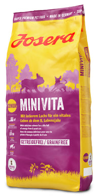 Josera MiniVita Grain Free Senior Small Breed (900g)