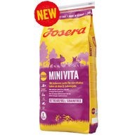 Josera MiniVita Grain Free Senior Small Breed (1,5kg)
