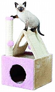 Trixie Iva Scratching Post 56 cm Beige/Pink