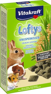 Vitakraft Loftys For Rodents - 100g