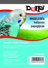 Dolly Seeds For Budgies - 20kg