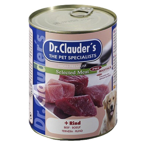 Dr.Clauders Selected Meat Beef - 400g