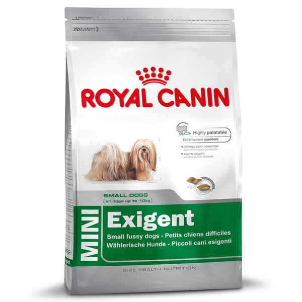 Royal Canin Mini Exigent Fussy Dog - 3kg