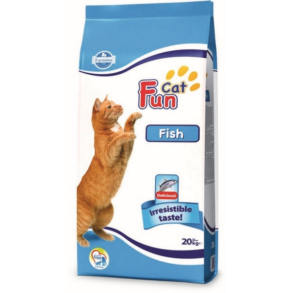 Farmina Fun Cat Fish - 2,4kg