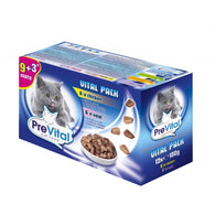 Prevital Pouch Vital Pack Chicken & Veal - 12x 100g
