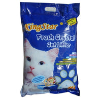 KingStar Fresh Crystal Cat Litter With Lavender - 10l
