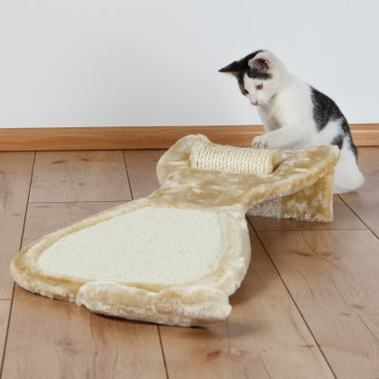 Trixie Scratching Board With Sisal Roll - Beige