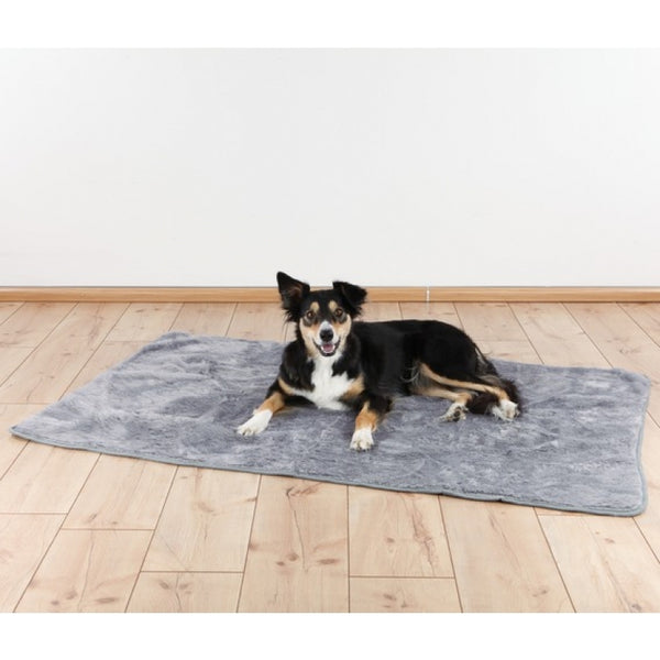 Trixie Thermo Dog Blanket 75 x 70 cm Grey